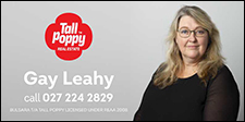 Gay Leahy of Tall Poppy Real Estate